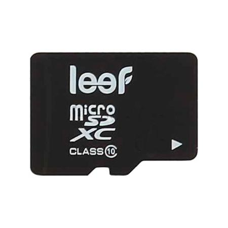 Карта памяти Micro SDXC 128Gb Class 10 Leef LFMSD-12810R карта памяти kingston 128gb sdhc class 10 sd10vg2 128gb sd10vg2 128gb