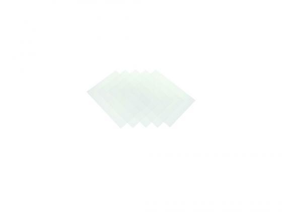 Обложка Transparent FS-53760 A4 150 мкм прозрачный 100шт обложка для термопереплета fellowes fs 53912