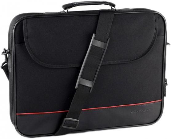 Сумка для ноутбука 15 Continent CC-100BK нейлон черный сумка для ноутбука 15 continent cc 101 black нейлон
