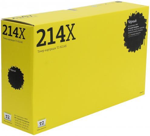 Картридж T2 CF214X для HP LJ Enterprise 700 M712dn/700 M725dn 17500стр TC-H214X t2 tc h214x картридж аналог cf214x для hp lj enterprise 700 m712dn m725dn