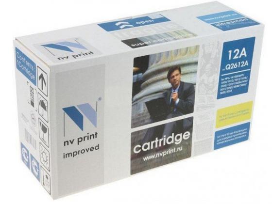 Картридж NV-Print Q2612A/FX10 для MF4000/4100/4200/4600 Series FAX-L95/100/120/140/160 универсальный картридж для принтера nv print для hp cf403x magenta