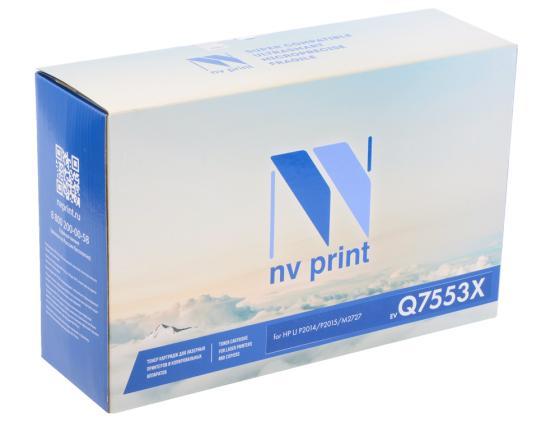 Картридж NV-Print Q7553X для Laser Jet P2014/ P2015/ M2727 mfp 7000стр свитшот print bar limp bizkit