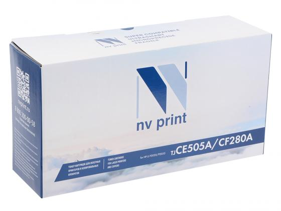 Картридж NV-Print CF280A/CE505A для HP Pro 400 M401D M401DW M401DN M401A M401 M425 M425DW M425DN черный 2700стр gzlspart for hp 400 401dn pro m401dn m401n 401n formatter board original used printer parts on sale
