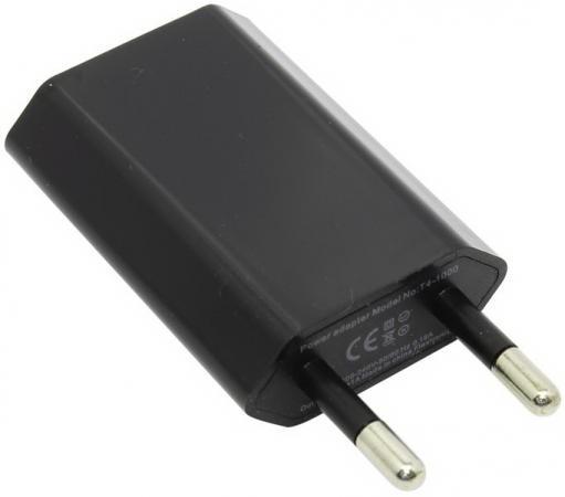 Сетевое зарядное устройство KS-is OnlyHome KS-195 1A черный аккумулятор ks is ks 303 20000mah blue black yellow