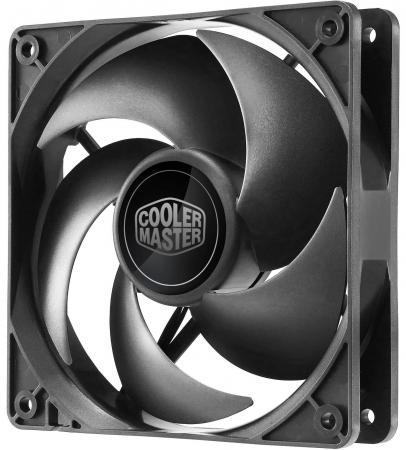 Вентилятор Cooler Master Silencio FP120 PWM R4-SFNL-14PK-R1 120x120x25mm 800-1400rpm cooler master x dream p115