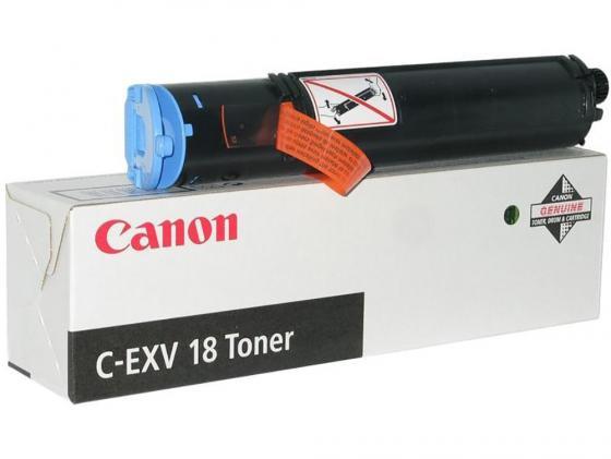 Картридж Hi-Black C-EXV18 для Canon IR1018 1020 1022 1022 1024 тонер canon c exv18 для ir1018j 1020 1022i 1022if 1024 черный 8400стр