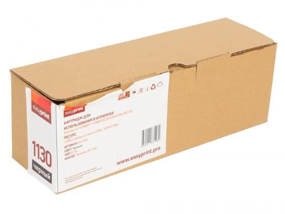 Тонер-картридж EasyPrint TK-1130 для Kyocera FS-1030MFP/1130MFP 3000стр кассета в сборе kyocera ct 1130 для fs 1030mfp 1035mfp 1130mfp 1135mfp ecosys m2030dn pn m2030dn m2530dn m2035dn m2535dn 302mh93041 302mh93040