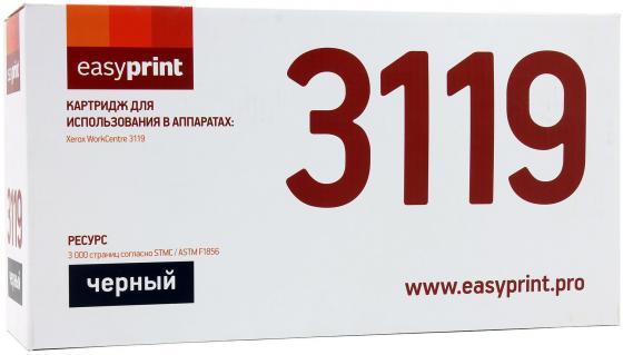 Фото - Картридж EasyPrint LX-3119 013R00625 для Xerox WorkCentre 3119 черный с чипом 3000стр bion 013r00625 картридж для xerox workcentre 3119 черный 3000 стр [бион]