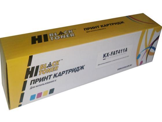 Фото - Картридж Hi-Black KX-FAT411A для Panasonic KX-MB1900/2000/2020/2030/2051/2061 картридж nv print kx fat411a kx fat411a kx fat411a kx fat411a для для panasonic kx fa t 411a 2000стр черный