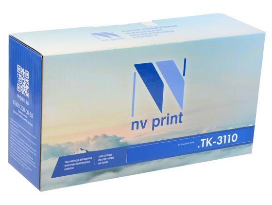 Картридж NV-Print TK-3110 для Kyocera FS-4100DN 15500стр картридж t2 tc k3110 для kyocera fs 4100dn черный 15500стр