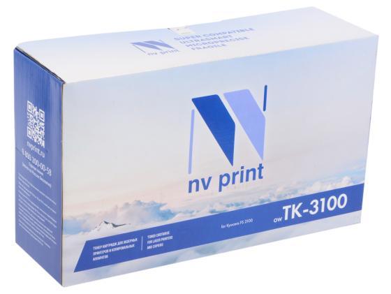 Картридж NV-Print TK-3100 для Kyocera FS-2100D/2100DN 12500стр картридж t2 tc k3100 для kyocera fs 2100d 2100dn ecosys m3040dn m3540dn черный 12500стр