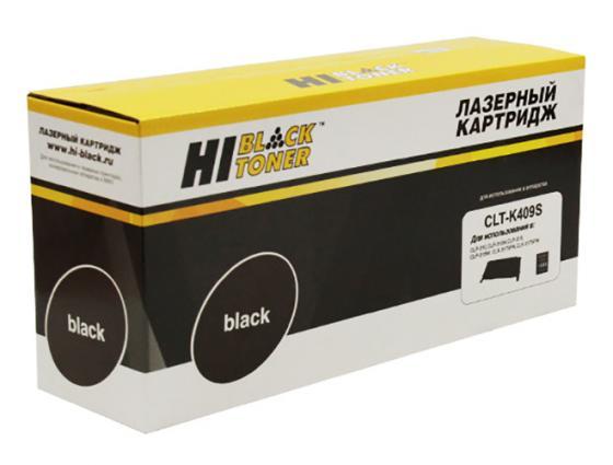 Картридж Hi-Black для Samsung CLT-K409S CLP-310/315 черный с чипом 1500стр