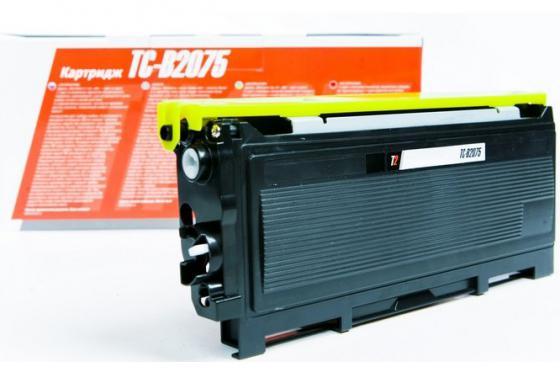 купить Картридж T2 TN-2075 для Brother HL-2030R/2040R/2070NR/DCP-7010R/7025R 2500стр недорого