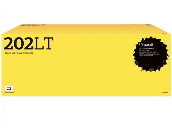 Картр��дж T2 AR-202LT для Sharp AR-163/201/206/AR-M160/160RU/205/205RU черный 16000стр