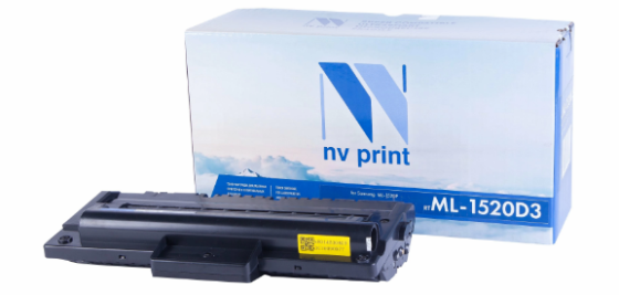 Фото - Картридж NV-Print ML-1520D3 ML-1520D3 для для Samsung ML-1520 3000стр Черный картридж nv print ml d3050b для samsung ml 3050 3051 3051n 3051nd