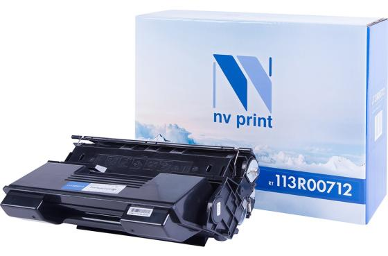 Фото - Картридж NV-Print 113R00712 для Xerox Phaser 4510 19000стр Черный картридж nv print 108r00796 для xerox phaser 3635 10000k