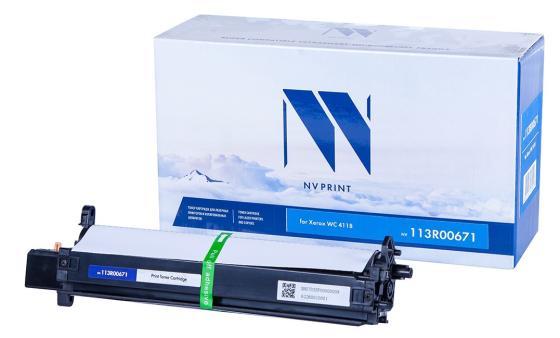 Фото - Картридж NV-Print 113R00671 для Xerox WorkCentre M20 WorkCentre M20i WC 4118 20000стр Черный картридж nv print nv 013r00625 для xerox wc 3119 черный 3000стр