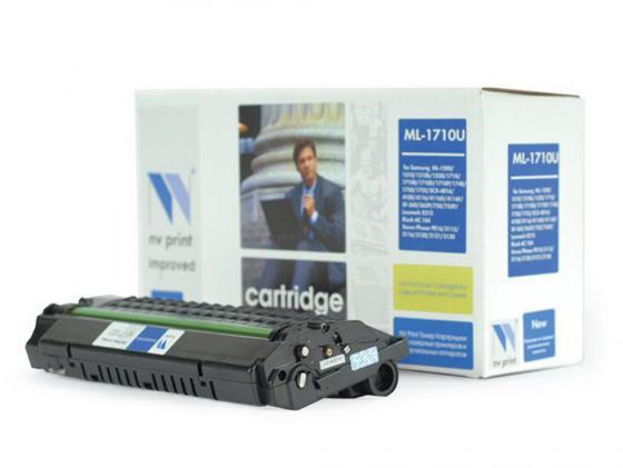 Картридж NV-Print ML-1710U для Samsung ML-1710D3 SCX-4100D3 SCX-4216D3 X215 XEROX 3115 PE16 черный 3000стр картридж nv print для samsung sl m2620 2820 2870 3000k nv mltd115l