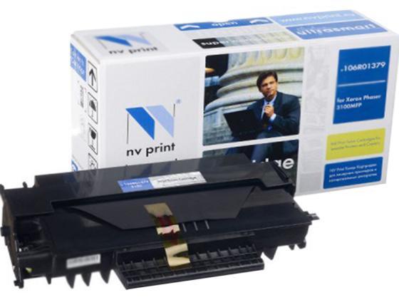 Фото - Картридж NV-Print 106R01379 для Xerox Phaser 3100MFP черный 6000стр картридж nv print 106r01371 для xerox phaser 3600 14000стр черный