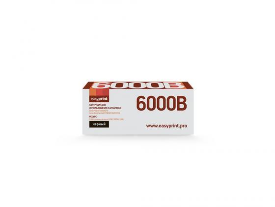 Картридж EasyPrint для Xerox 106R01634 Phaser 6000/6010/WC6015 черный 2000стр картридж xerox 106r01634 black для phaser 6000 6010 2000стр