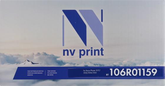 Картридж NV-Print 106R01159 для Xerox Phaser 3117/3122/3124/3125 черный krell illusion