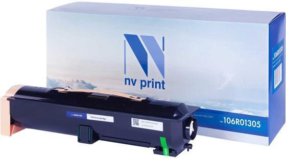 Фото - Картридж NV-Print 106R01305 для для Xerox WCP 5225/5230 30000стр Черный картридж nv print 113r00737 для xerox 5335