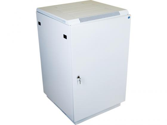 Шкаф напольный 18U ЦМО ШТК-М-18.6.6-3ААА 600х600mm дверь металл цена