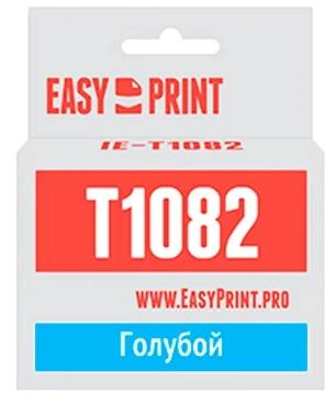 Фото - Картридж EasyPrint IE-T1082 для Stylus C91/CX4300/TX106/TX117 151стр Голубой картридж easyprint ie t1082 для stylus c91 cx4300 tx106 tx117 151стр голубой