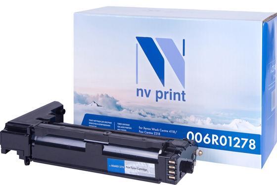 Фото - Картридж NV-Print 006R01278 для для Xerox WorkCentre 4118 8000стр Черный картридж nv print 106r02236 для для xerox phaser 6600 wc6605 8000стр черный
