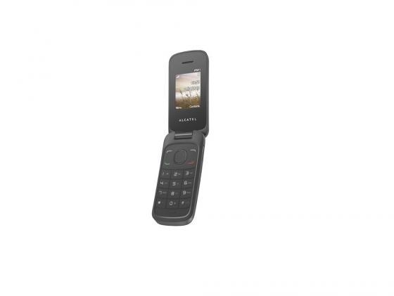 Мобильный телефон Alcatel One Touch 1035D серый 1.8 32 Мб вешала hotata d 1036d 1035