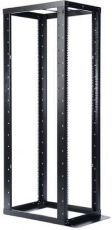 Стойка телекоммуникационная серверная 45U ЦМО СТК-С-45.2.1000-9005 глубина 1000 мм черный стойка телекоммуникационная серверная 45u цмо стк с 45 2 1000 1000мм