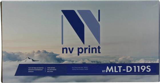 Картридж NV-Print MLT-D119S для Samsung ML-1615 ML-2015 ML-2510 SCX-4521 2000стр черный майка print bar magic ia vocaloid