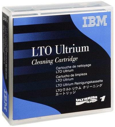 Ленточный картридж IBM Ultrium LTO Universal Cleaning Cartridge with label analog IBM 23R7008 35L2087 household ultrasonic cleaning machine washing contact lens jewelery watch cleaning machine