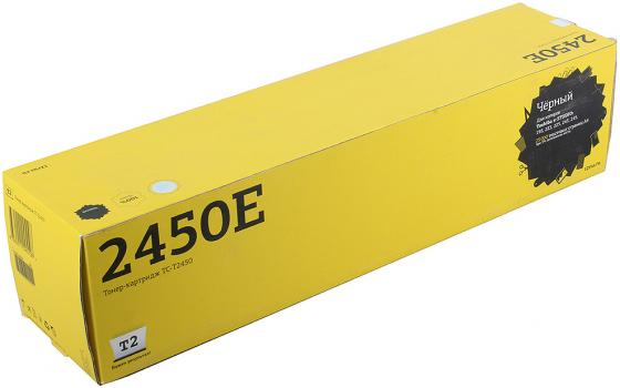 Картридж T2 T-2450E для Toshiba e-STUDIO 195 223 225 243 245 черный 25000стр 6la27845000 drum cleaning blade for toshiba 195 223 225 243 245 255 256 257 305 306 307 for toshiba copier parts outlet
