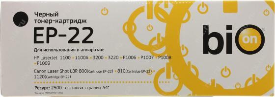 Фото - Картридж Bion CS-EPT50436 для для Canon LBP-800 810 1110 1120 HP LJ 1100 3200 3220 2500стр Черный картридж nv print ep 22 для canon lbp 800 lbp 810 lbp 1120 2500стр черный