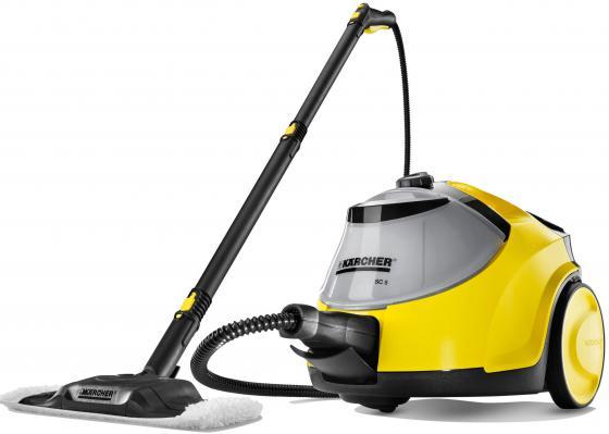 Пароочиститель Karcher SC 5 2200Вт 4.2бар желтый 1.512-500.0 паровая станция karcher sc 5 eu желтый 1 512 500 0