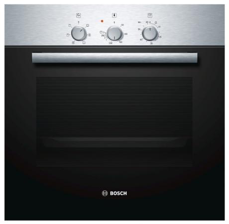 Электрический шкаф Bosch HBN211E0J серебристый
