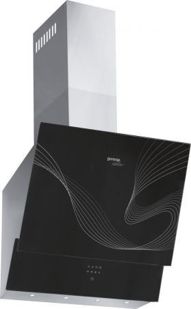 Вытяжка каминная Gorenje DVG6565KRB черный