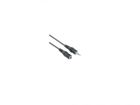 Кабель удлинительный 1.8м VCOM Telecom 3.5 Jack (M) - 3.5 Jack (F) стерео аудио VAV7179-1.8M