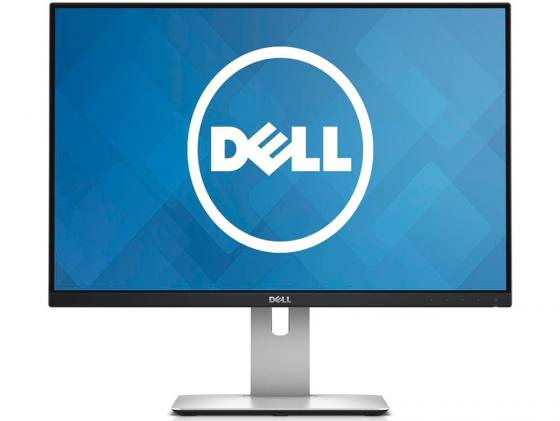 Монитор 25 DELL U2515H черный IPS 2560x1440 350 cd/m^2 6 ms HDMI DisplayPort Mini DisplayPort Аудио USB 2515-1644 монитор 27 dell p2717h черный ips 1920x1080 300 cd m^2 6 ms hdmi displayport vga usb 2717 5104