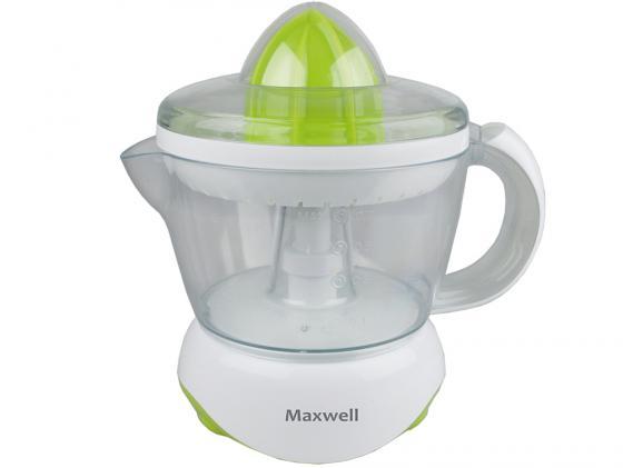 Соковыжималка Maxwell MW-1107 G 25 Вт зелёный