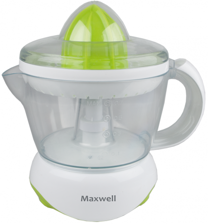 Соковыжималка Maxwell MW-1107 G 25 Вт зелёный maxwell mw 1443