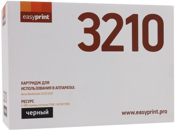 Картридж EasyPrint LX-3210 106R01487 для Xerox WorkCentre 3210/3220 черный с чипом 4100стр принт картридж workcentre 3210 3220 2000 страниц 106r01485