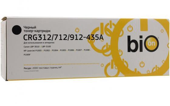 Фото - Картридж Bion CS-EPT1292 для для Canon LBP-3010/3100, HP LJ 1000 2000стр Черный картридж bion bcr c719 black для canon lbp 6300 6650 mf 5840