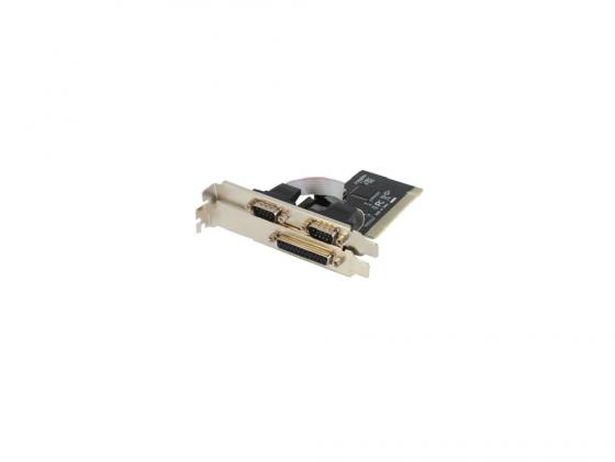 Контроллер PCI Orient XWT-PS053V2 2xCOM 1xLPT oem контроллер pci e orient xwt pe2s1p 2xcom 1xlpt retail