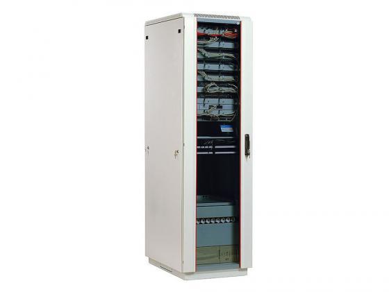 Шкаф напольный 33U ЦМО ШТК-М-33.6.6-1ААА 600х600mm дверь стекло 3 коробки шкаф напольный 27u цмо штк m 27 6 6 1aaa 600x600mm дверь стекло 2 коробки
