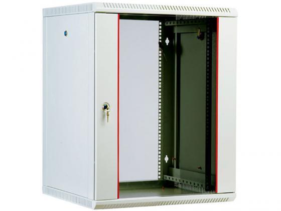 Шкаф настенный разборный 12U ЦМО ШРН-М-12.650 600x650mm дверь стекло шкаф цмо напольный разборный 19 27u 600x600мм дверь стекло