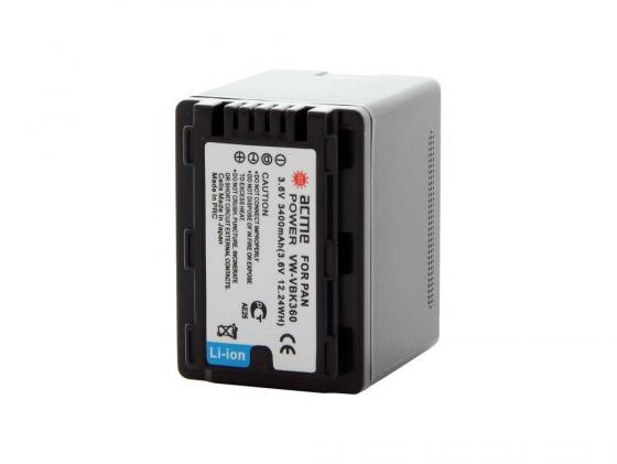 Аккумулятор AcmePower AP-VBK-360 для фотокамеры PANASONIC аккумулятор acmepower ap s004e для фотокамеры panasonic