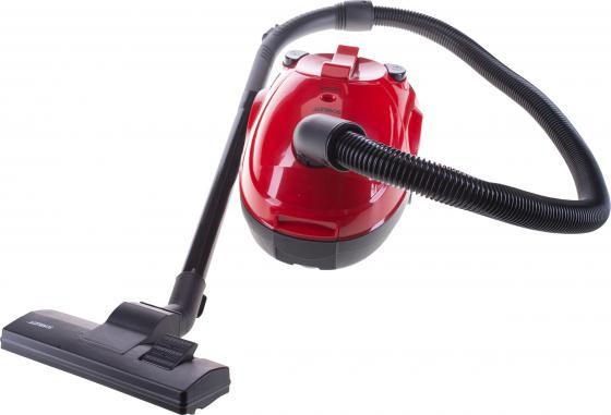 Пылесос Scarlett SC-VC80B03 с мешком сухая уборка 1400Вт красный пылесос scarlett sc vc80b04 1500вт серый красный