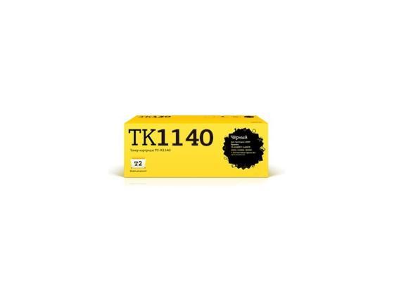 Картридж T2 TC-K1140 для Kyocera FS-1035MFP 1135MFP 7200стр черный картридж nv print nvp tk 1140 для kyocera mita fs 1035mfp 1035mfp dp 1135mfp 1035mfp l 7200стр
